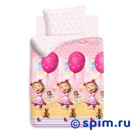 Комплект Маша и медведь, День рождения