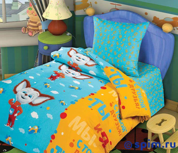 Детское постельное белье Малыш