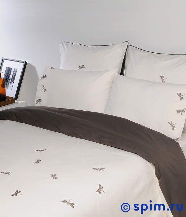 Комплект Luxberry Вечерние стрекозы 1.5 спальноеПостельное белье Luxberry<br>Материал: 100% хлопок, перкаль. Поверхностная плотность: 250Тс. Размер : 1.5 спальное<br><br>Размер: 1.5 спальное