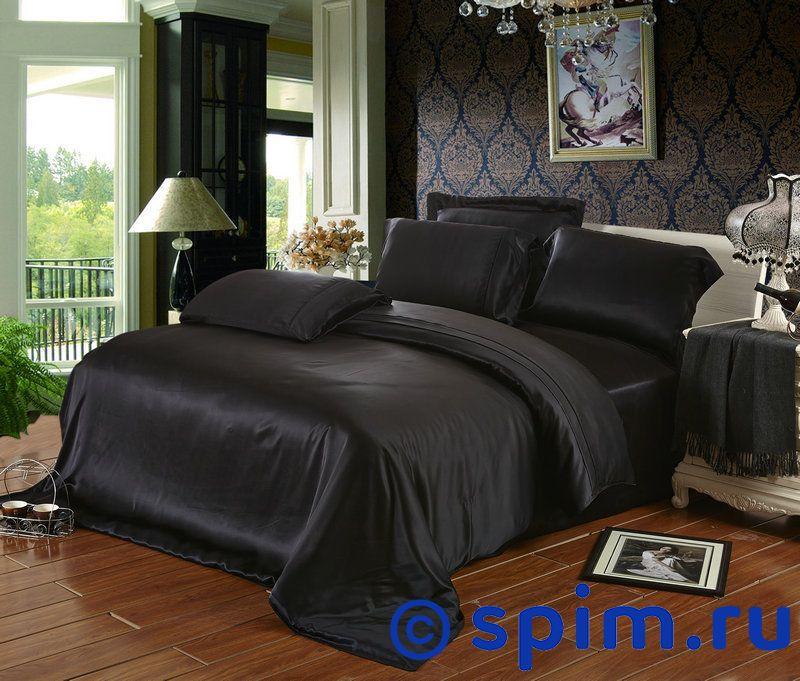 Комплект Luxe Dream Черный Евро-стандарт