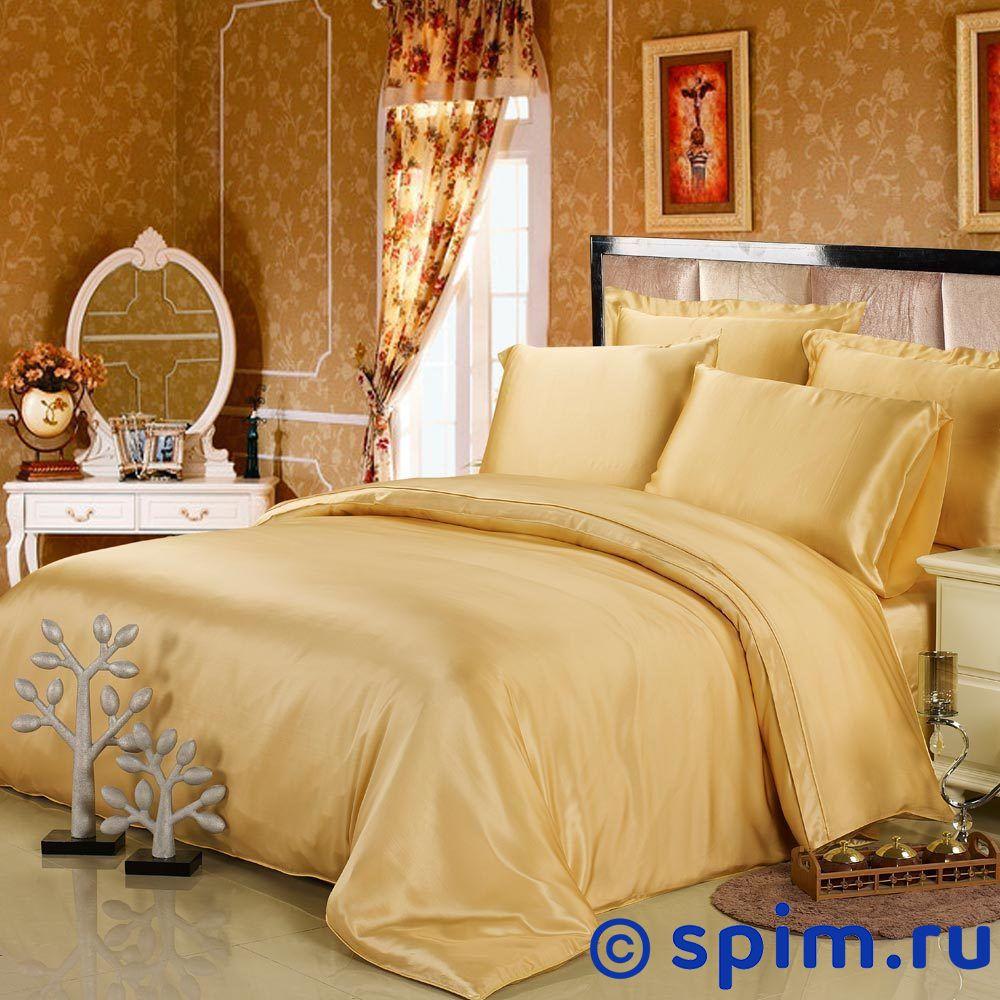 Комплект Luxe Dream Золотой Евро-стандарт