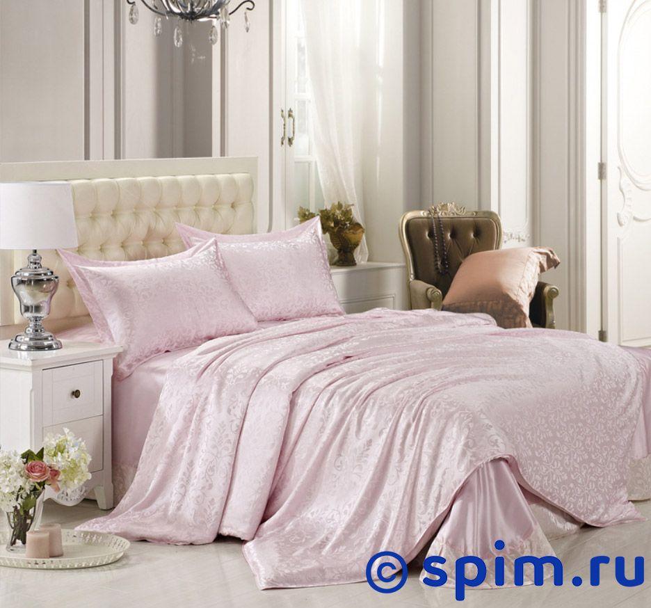 Комплект Luxe Dream Луиза Евро-стандартШелковое постельное белье Luxe Dream<br>Состав: 100% натуральный шелк сорта Mulberry, жаккардовое плетение. Плотность: 19 мамми. Размер Люкс Дрим Luisa: Евро-стандарт<br><br>Размер: Евро-стандарт