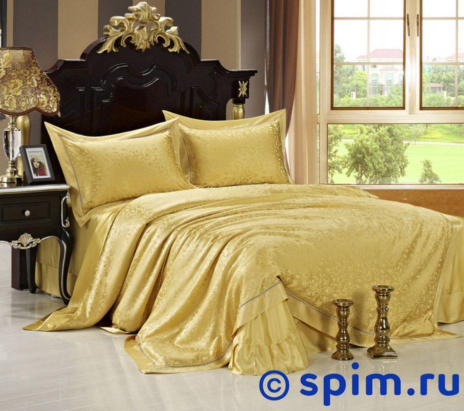Комплект Luxe Dream Нанси 2 спальноеШелковое постельное белье Luxe Dream<br>Состав: 100% натуральный шелк сорта Mulberry, жаккардовое плетение. Плотность: 19 мамми. Размер Люкс Дрим Nansi: 2 спальное<br><br>Размер: 2 спальное