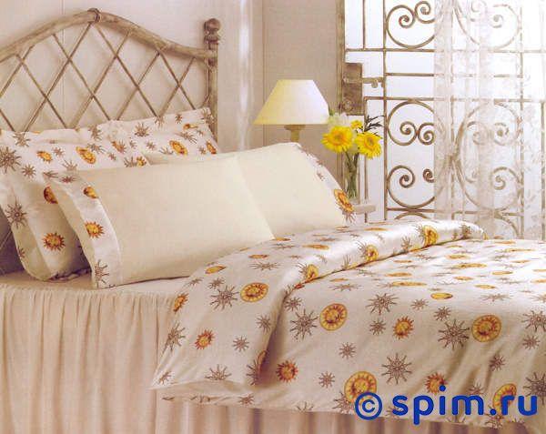 Шелковое постельное белье Tivolyo Assolere euro-standart