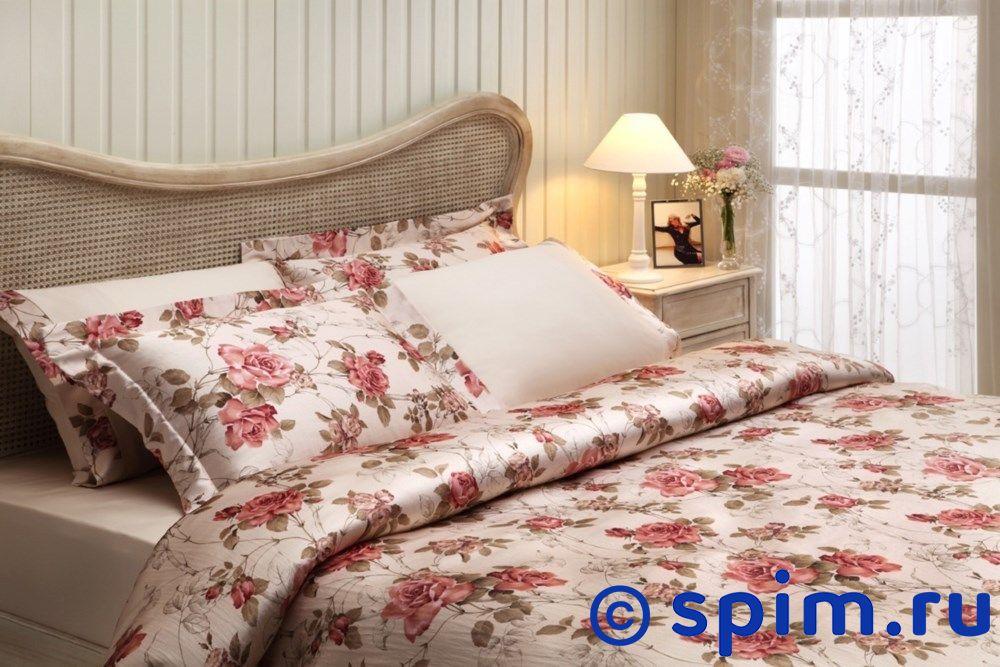 Шелковое постельное белье Tivolyo Victoria euro-standart