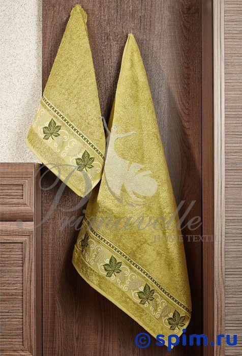 Набор полотенец Primavelle Lea, 50x90 (2 шт.)Полотенца Primavelle<br>Комплект из 2-х махровых полотенец. Состав: 100% хлопок, плотность 450 гр/м2. Размеры, см: 50х90.<br>