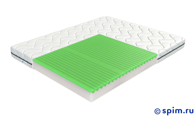 Матрас Sleepline Power Memory 80х190 смМатрасы Sleepline<br>Беспружинный умеренно-мягкий матрас с эффектом памяти. Основа - Ппу Vb2540 плотностью 25 кг/м3, слой мемори - Ve4515 плотностью 45 кг/м3. Чехол - стеганый, съемный, на молнии по периметру, изготовлен из трикотажа. Высота, см: 15. Матрас поставляется в рулоне. Размер Слиплайн Пауэр Мемори односпальный: 80 x 190 см<br><br>Ширина см: 80<br>Длина см: 190