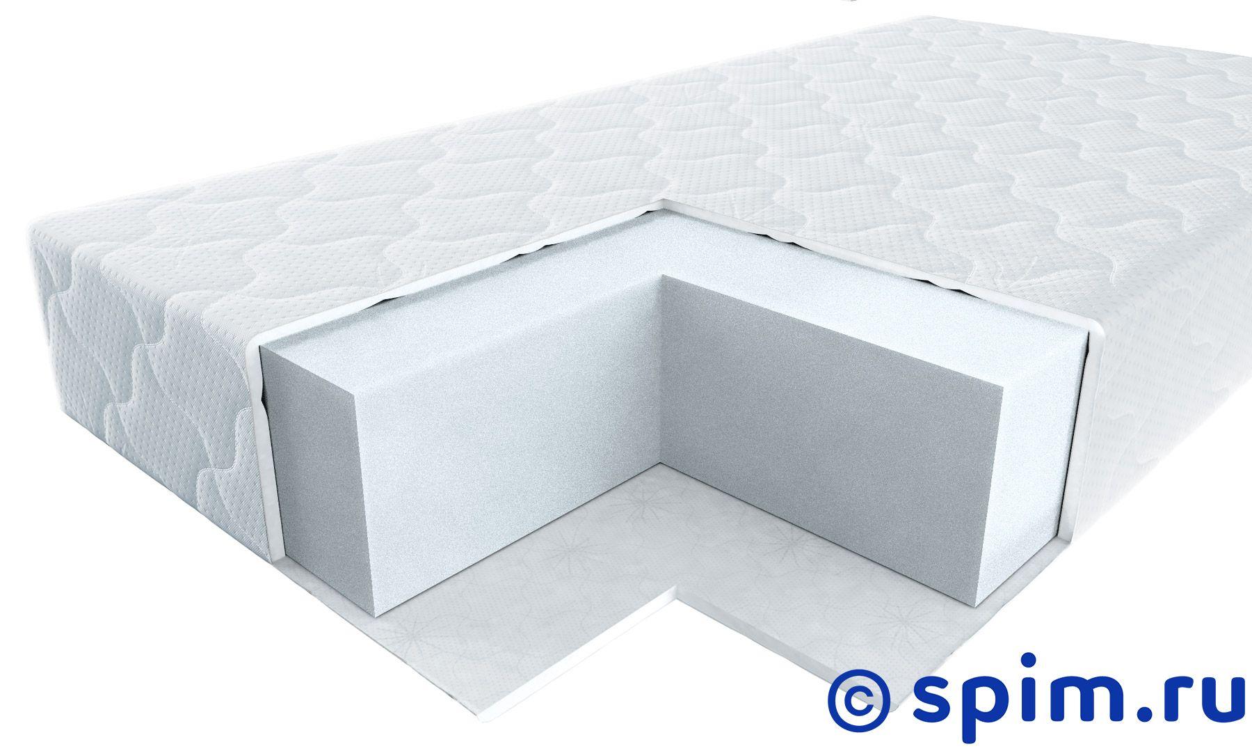 Матрас Вегас Smart Tempo 80х200 смМатрасы Vegas Smart<br>Беспружинный средне-жесткий матрас на основе материала Smartflex Soft. Чехол из ткани Jersey. Нагрузка, кг: 90. Высота, см: 17. Поставляется в скрученной упаковке. Размер Vegas Смарт Темпо односпальный: 80 x 200 см<br><br>Ширина см: 80<br>Длина см: 200