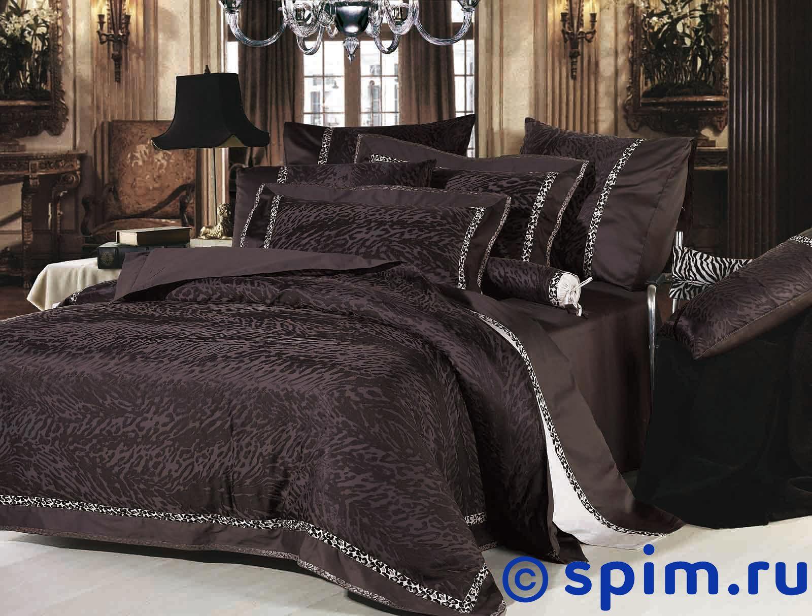 Комплект Asabella 592 Евро-стандартЖаккардовое постельное белье Asabella<br>Состав: верх пододеяльника и наволочек - жаккардовый люкс-сатин (55% вискоза, 45% хлопок). Оборотная сторона пододеяльника, наволочек и простыня – люкс-сатин (100% хлопок). Размер : Евро-стандарт<br><br>Размер: Евро-стандарт