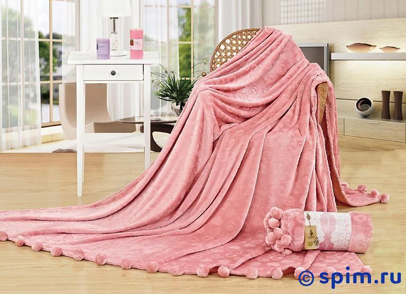 Плед Kazanov.a. Amore, розовый 160х220 см