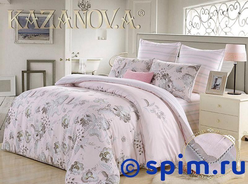 Комплект Kazanov.a. Форбури, розовый 1.5 спальное