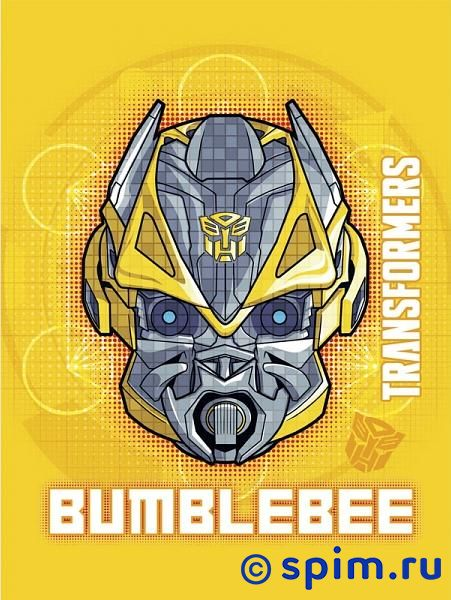 Плед Disney Transformers Bumblebee