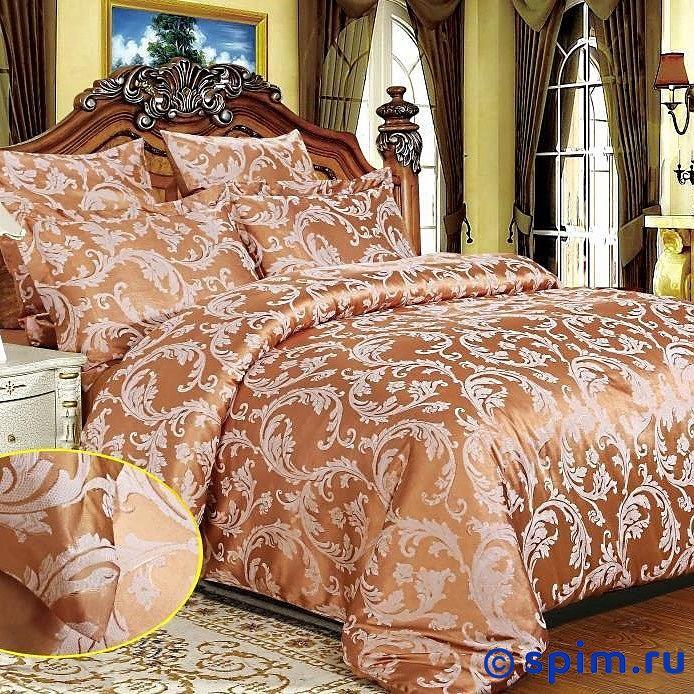 Комплект KingSilk-Arlet Ab-068 Евро-стандартПостельное белье Kingsilk-Arlet<br>Материал: верх - 50% хлопок, 50% вискоза, низ - 100% хлопок (сатин-люкс).Плотность, г/м2: 130-135. Размер КингСилк-Арлет: Евро-стандарт<br><br>Размер: Евро-стандарт
