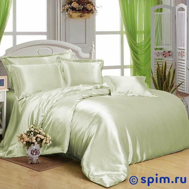 Комплект Luxe Dream Светло-Зеленый Евро-стандарт