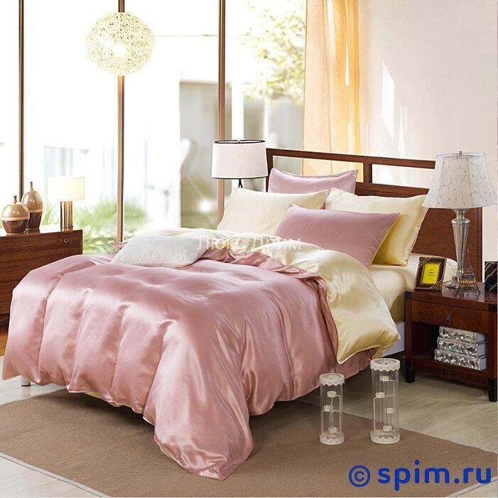 Комплект Luxe Dream Elite Золото-кремовый 2 спальное