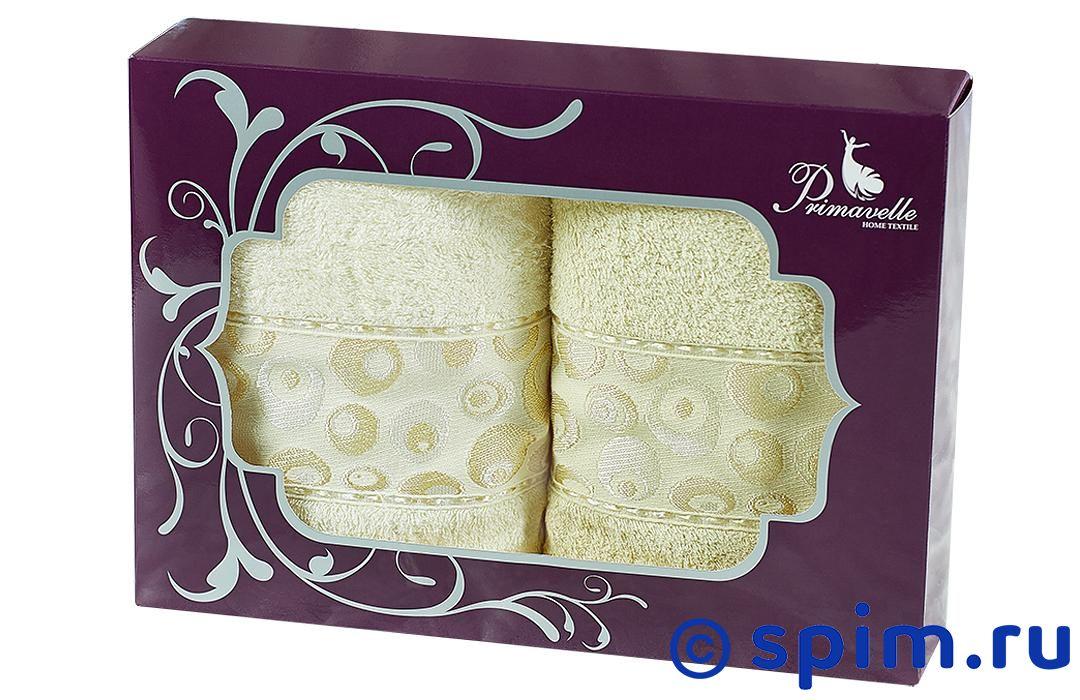 Набор полотенец Primavelle Adele, 50x90 и 70х140Полотенца Primavelle<br>Комплект из 2-х махровых полотенец. Состав: 100% бамбуковое волокно, плотность 480 гр/м2. Размеры, см: 50х90, 70х140.<br>