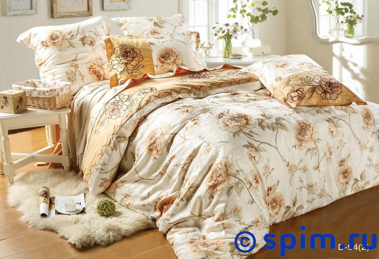 Комплект СайлиД D94 (2) СемейноеПостельное белье СайлиД с вышивкой<br>Материал: 100% хлопок (сатин) с вышивкой. Плотность, г/м2: 135. Размер Sailid Д: Семейное<br><br>Размер: Семейное