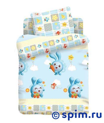Комплект в детскую кроватку Непоседа Крош