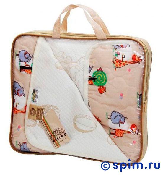 Плед Altro Kids Витаминка В 100х140 см от spim.ru