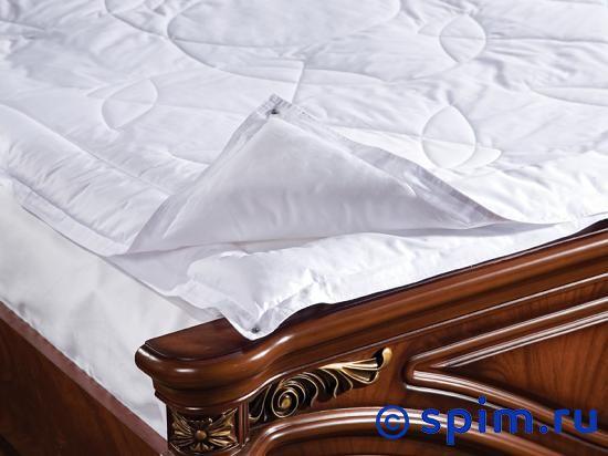 Одеяло Primavelle Novella (2 одеяла на кнопках) 200x220Одеяла и подушки Primavelle<br>Материал: 2 в 1 на кнопках: 1-е одеяло с волокном бамбука в хлопковом чехле, 2-е одеяло с Экофайбер в хлопковом чехле. Цвет: белый. Размеры: 140х205, 170х205, 200х220. Размер  2-спальный: 200 x 220 см<br><br>Ширина см: 200<br>Длина см: 220