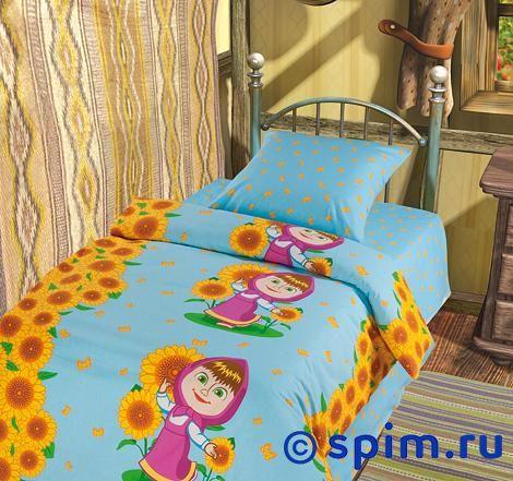 Детское постельное белье Маша и медведь, Первая встреча