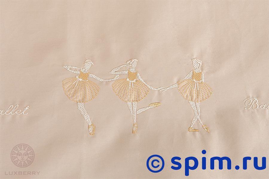 Детский комплект Luxberry Ballet, простыня без резинки от spim.ru