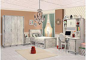 Детская мебель Calimera Crystal