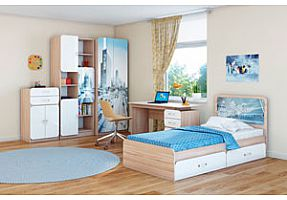 Детская мебель Манхеттен Ижмебель