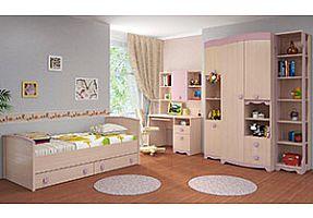 Детская мебель Pink Интеди