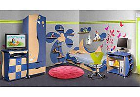 Детская мебель Молодежный КМК