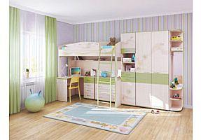 Детская мебель Акварель Витра