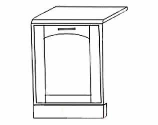 Декоративная панель для посудомоечной машины Н-98
