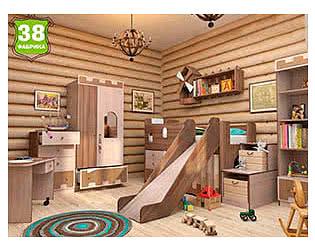 Детская мебель Айвенго 38 попугаев