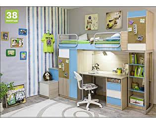 Комплект мебели для детской 38 попугаев Твист 1