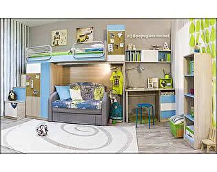 Комплект мебели для детской 38 попугаев Твист 3