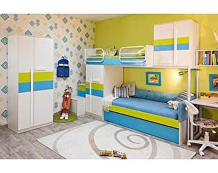 Мебель для детской 38 попугаев Твист Олли 2