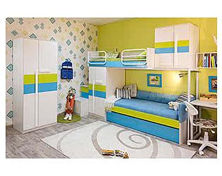 Детская мебель 38 попугаев Твист Олли