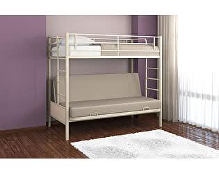 Кровать-диван 4 сезона Дакар 1 двухъярусная