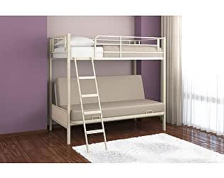 Кровать-диван 4 сезона Дакар 2 двухъярусная