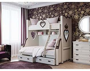 Двухъярусная кровать 4 сезона Ангел
