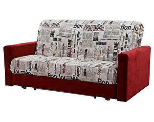 Диван-кровать Боровичи Аккордеон 1500 с прямыми боковинами