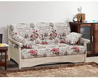 Диван-кровать Боровичи Аккордеон 150 см массив
