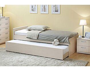 Купить кровать Боровичи-мебель Дуэт