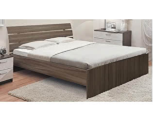 Кровать Боровичи Гнутая спинка