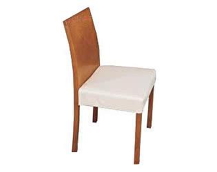 Стул Боровичи, гнутая спинка мягкое сиденье