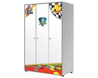 Шкаф 3-дверный к кровати RX800