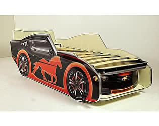 Купить кровать ВиВера -машинка Мустанг