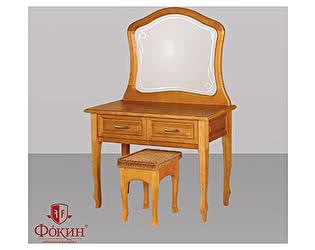 Туалетный столик с табуретом Фокин №2 (Филенка)