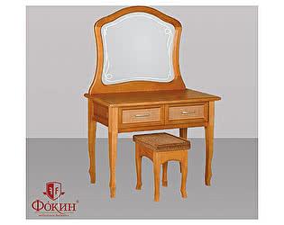 Туалетный столик с табуретом Фокин №2 Ротанг