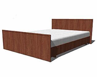 Кровать 140 Даша без матраца ГРОС, КРС-28